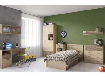 Мебель для детской Дизель (дуб веллингтон)