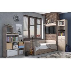 Мебель для детской Дизель 3 (дуб веллингтон)