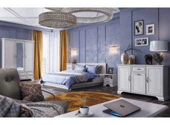 Спальня Тиффани 3 (крем вудлайн)