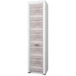 Шкаф-пенал для одежды Оливия 1DW