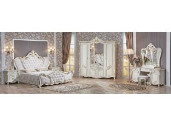 Спальня Беатрис 5-ти дверный шкаф