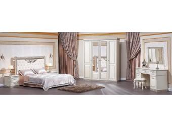 Спальня Берта 4-х дверный шкаф