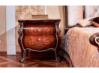 Спальня Сандра (орех) 5-ти дверный шкаф