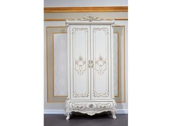 Шкаф 2-х дверный Шанель (крем)