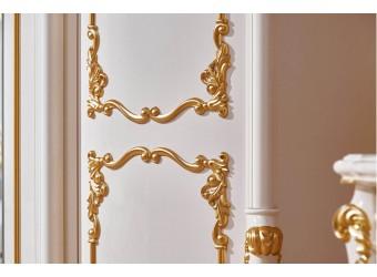 Гостиная Венеция (крем) 2 витрины+тумба