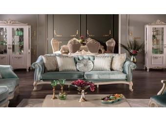 Трехместный диван-кровать GUSTO (Густо) GUST-01