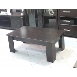 Журнальный столик в гостиную Мира MIRA-08 венге без стекла