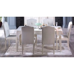 Обеденные стулья для гостиной Романс RMNC-16-06 (6 шт)