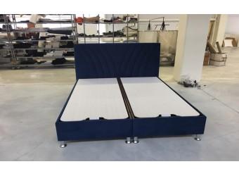 Двуспальная кровать VERSO (Версо) с подъемным механизмом