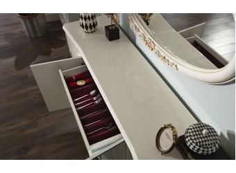 Длинный комод для посуды в гостиную Мариана MARI-10