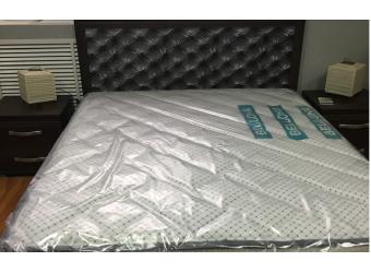 Двуспальная кровать Beta (венге)