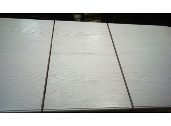 Обеденный стол раздвижной Паола БМ-2158 (розовый пепел)