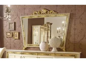 Зеркало для комода Катя (беж)