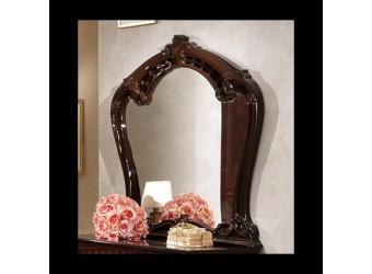 Зеркало для туалетного столика Роза (могано)