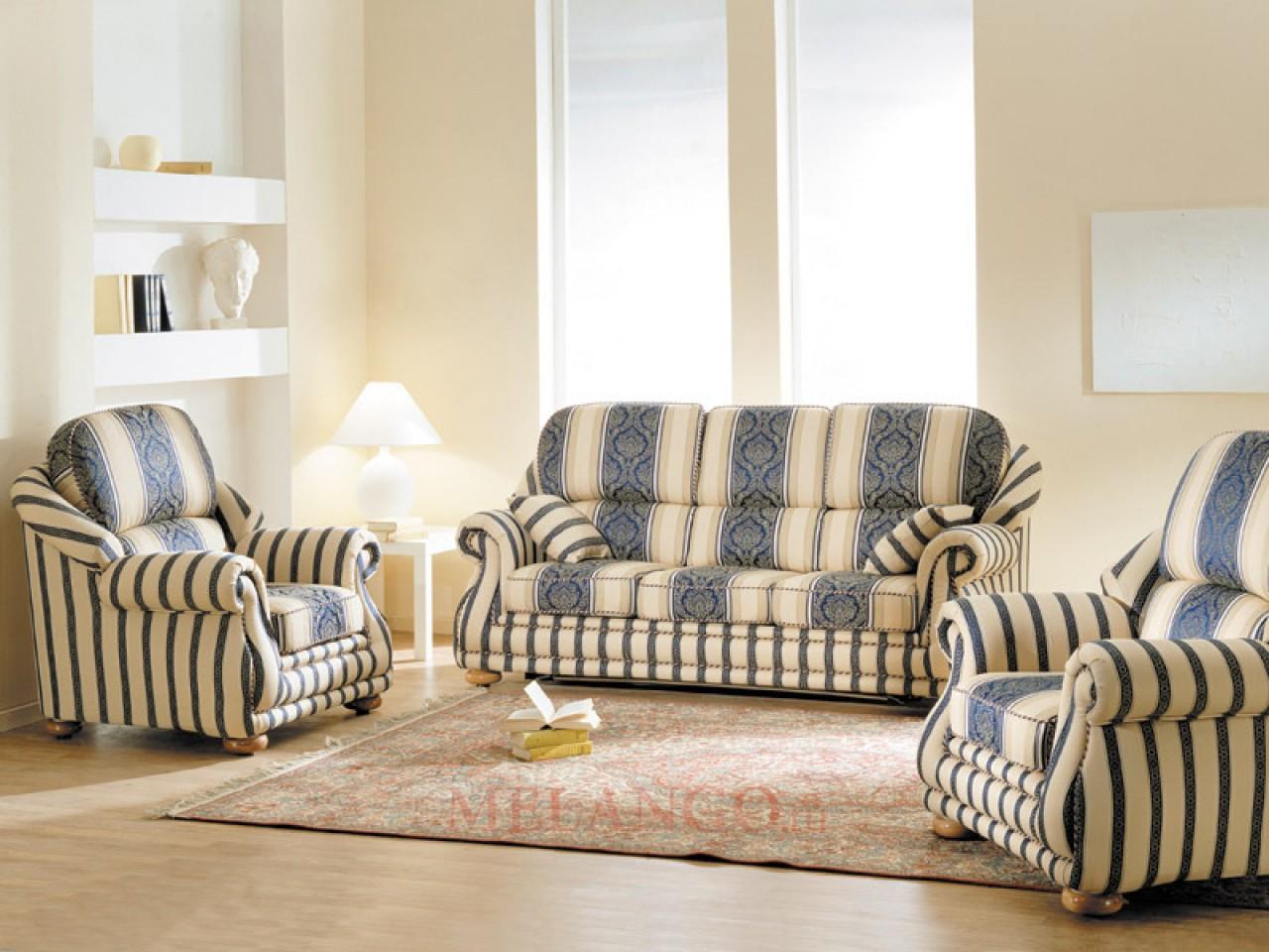 Комплект мягкой мебели Амазонка