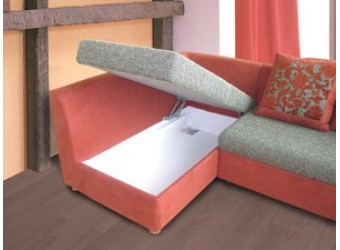 Угловой диван-кровать Дарлинг