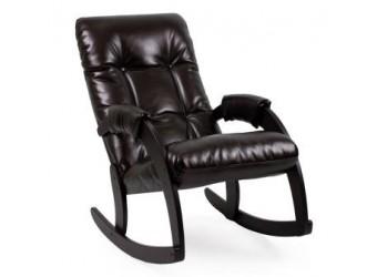 Кресло-качалка Комфорт № 67 из дерева сборно-разборное