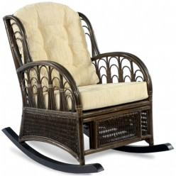 Кресло-качалка Comodo 05/19 из ротанга сборно-разборное