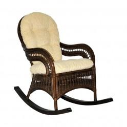 Кресло-качалка Kiwi 05/14 из ротанга