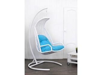 Подвесное кресло Laguna Flying Rattan из искусственного ротанга сборно-разборное