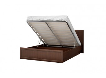 Двуспальная кровать Луара ЛУ-801.27 (140х200) с подъемным механизмом