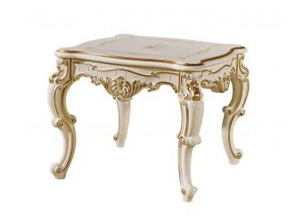 Кофейный столик Магдалена КА-МЖС слоновая кость