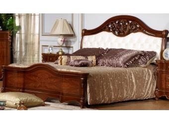 Двуспальная кровать Бриджида КА-ДК