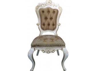 Обеденный стул для гостиной Магдалена КА-СО слоновая кость