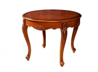 Обеденный круглый стол Моника КА-ОС орех