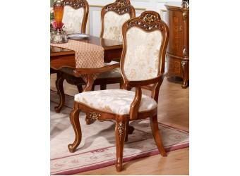 Обеденный стул для гостиной с подлокотниками Моника КА-СОП