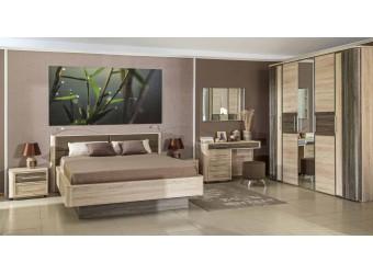 Кровать 1800 с подъемным механизмом Бруна