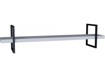 Полка навесная Кельн (Метрополитан грей) ЛД 674.030