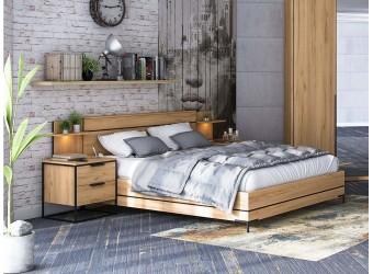 Спальня Норд (Дуб золотой)
