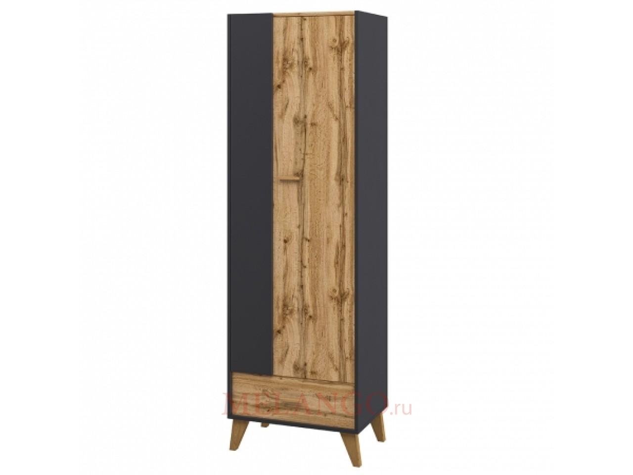 Шкаф комбинированный Сканди МН-036-09(графит)