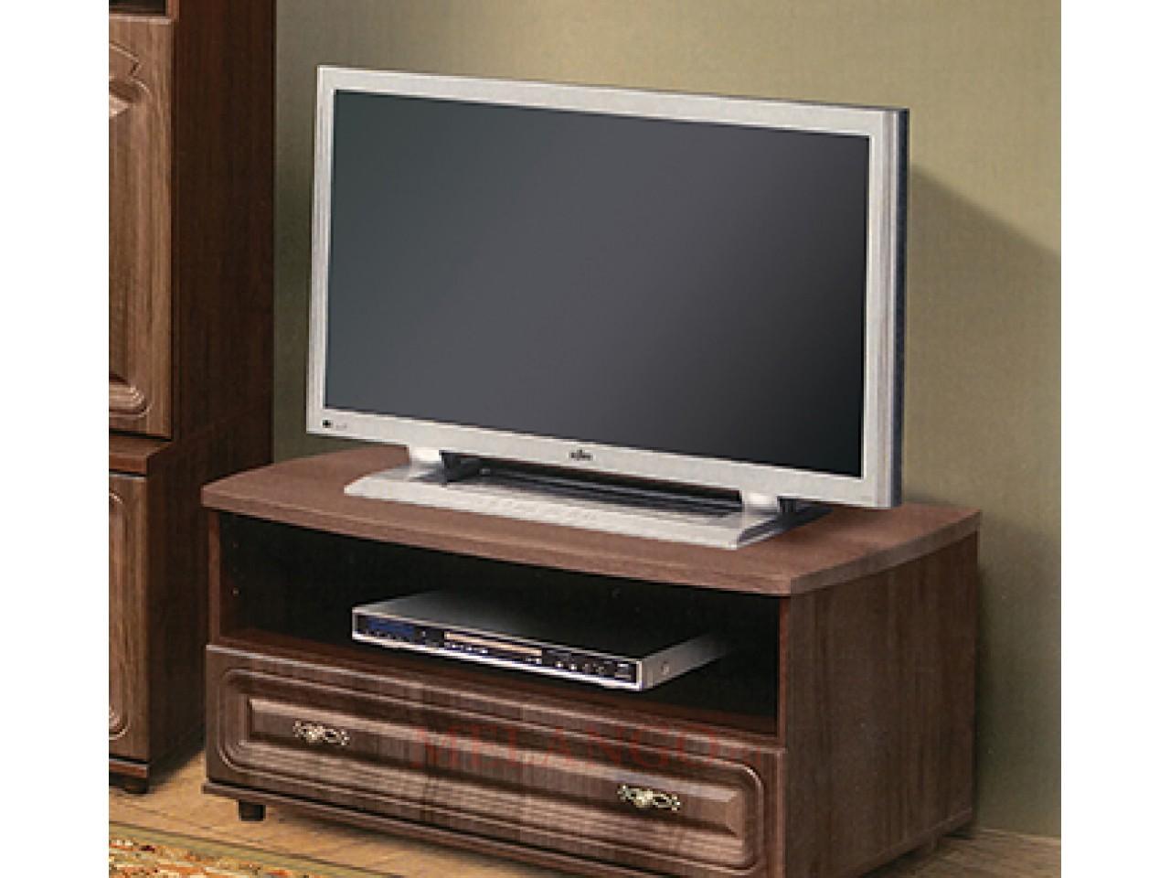 Тумба под телевизор в гостиную Романтика ВК-09-06