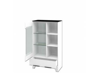 Шкаф-витрина комбинированный Верона МН-128-12