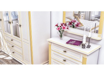 Спальня Афина от Мебель-Неман