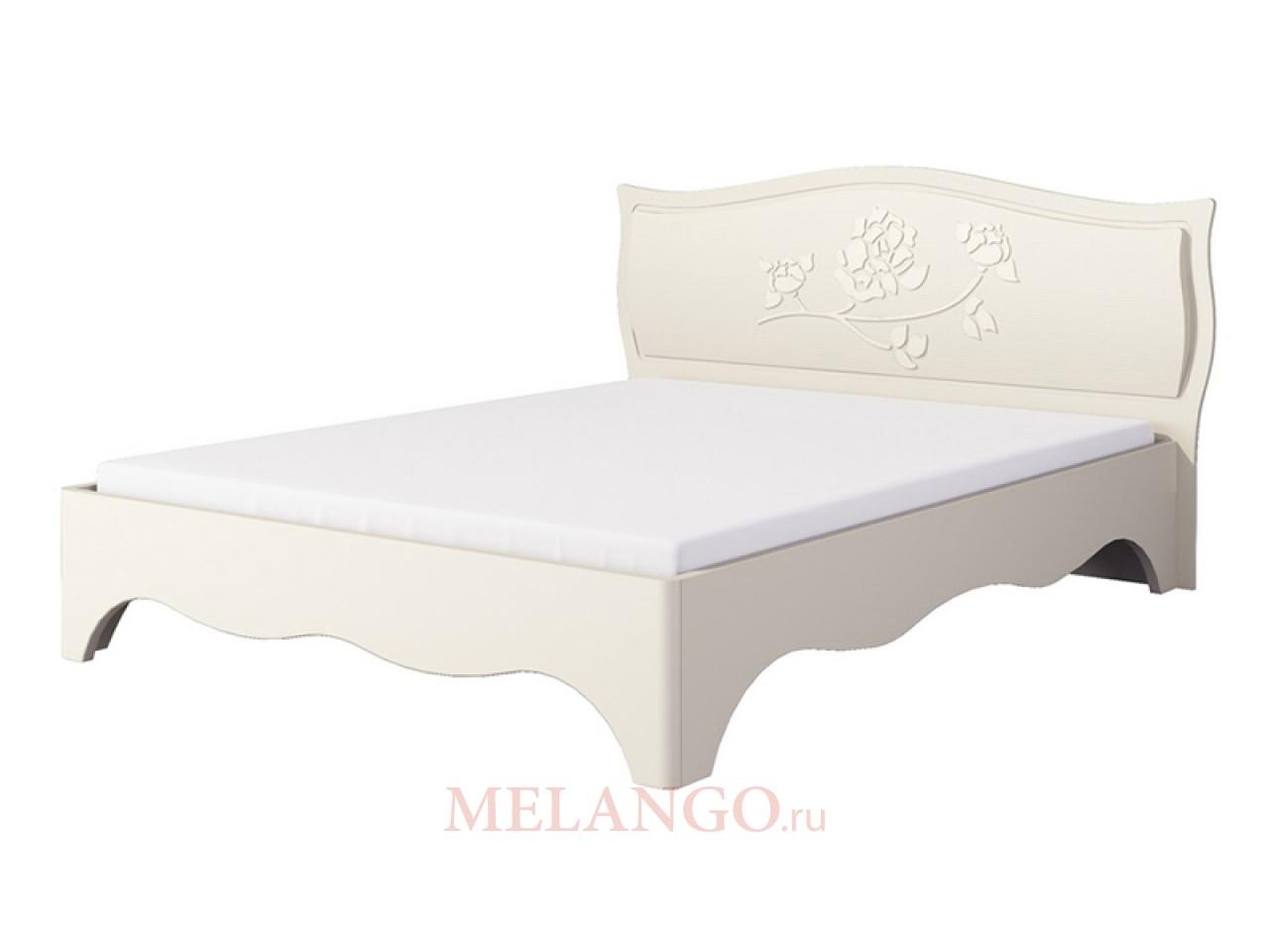 Двуспальная кровать 160х200 Астория МН-218-01М