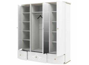 Шкаф для одежды Либерти МН-313-04