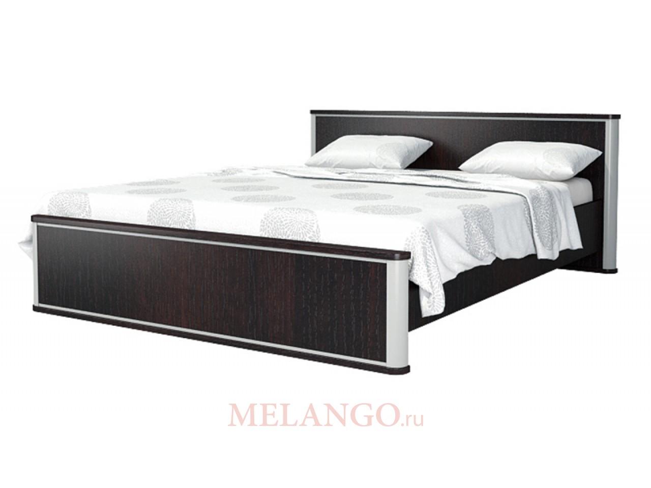 Двуспальная кровать с ортопедическим основанием Наоми МН-021-06