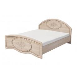 Двуспальная кровать Василиса К2-160МП