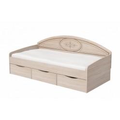 Односпальная кровать Василиса СП-001-12П
