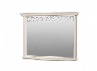 Зеркало Оскар ММ-210-28 (белая эмаль+пт)