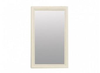 Зеркало Нинель ММ-167-05 (белая эмаль)