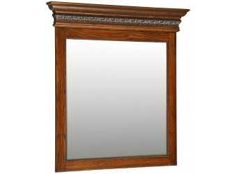 Зеркало настенное «Милана 13» П294.13 (черешня)