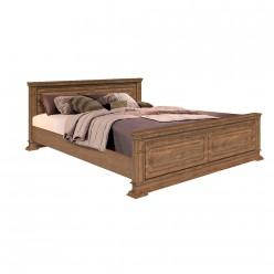 Двуспальная кровать «Верди Люкс» П434.08п с подъёмным механизмом (дуб рустикаль)