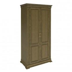 Шкаф «Верди Люкс» П434.11 (лесной орех)