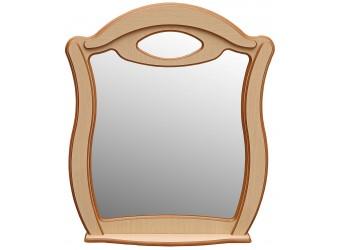 Зеркало настенное «Александра» П251.21 (дуб белфорд)