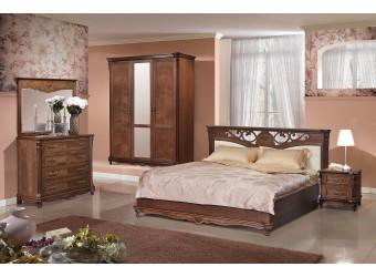 Спальня  Алези №3 (античная бронза)