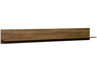 Полка консольная «Гранде» П606.10 Дуб Стирлинг